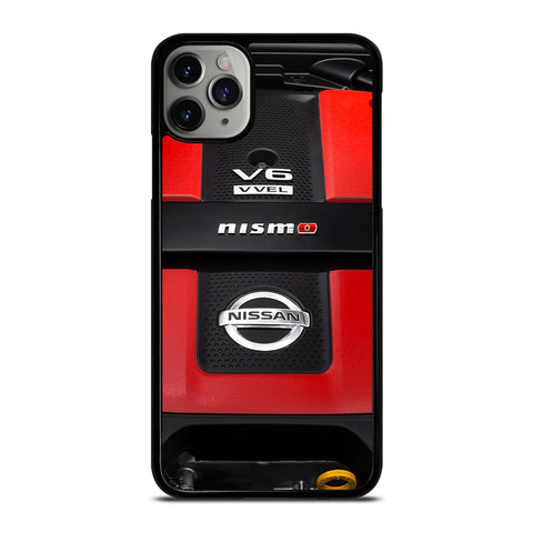 NISSAN NISMO V6 ENGINE iPhone 11 Pro Max Case Cover