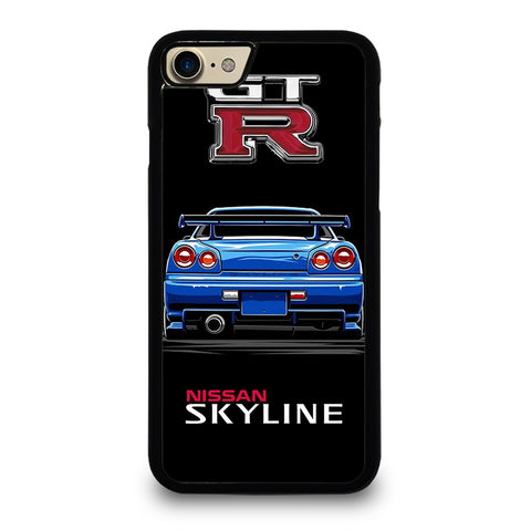 NISSAN SKYLINE GTR iPhone 7 / 8 Case Cover