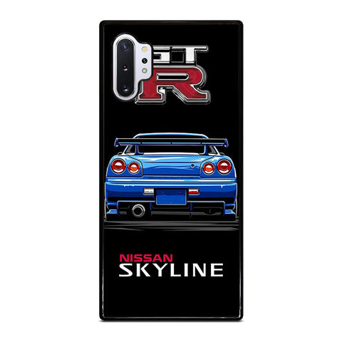 NISSAN SKYLINE GTR Samsung Galaxy Note 10 Plus Case Cover