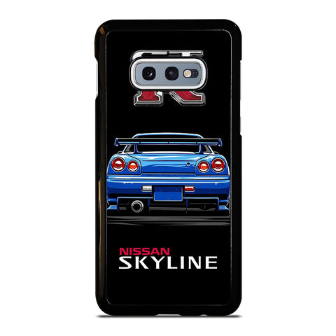 NISSAN SKYLINE GTR Samsung Galaxy S10e Case Cover