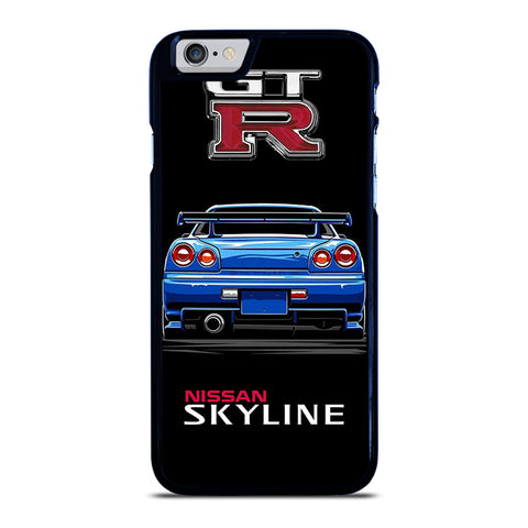NISSAN SKYLINE GTR iPhone 6 / 6S Case
