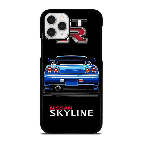 NISSAN SKYLINE GTR iPhone 11 Pro Case Cover