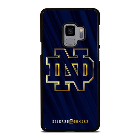 NOTRE DAME ND FOOTBALL LOGO Samsung Galaxy S9 Case Cover