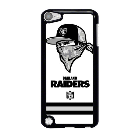 OAKLAND RAIDERS NFL iPod Touch 5 Case