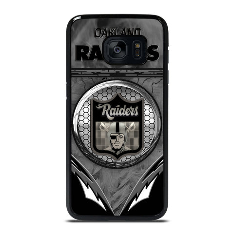 OAKLAND RAIDERS NFL LOGO Samsung Galaxy S7 Edge Case Cover