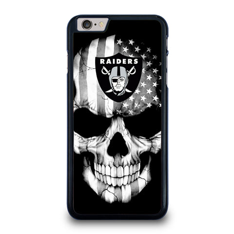 OAKLAND RAIDERS SKULL iPhone 6 / 6S Plus Case Cover