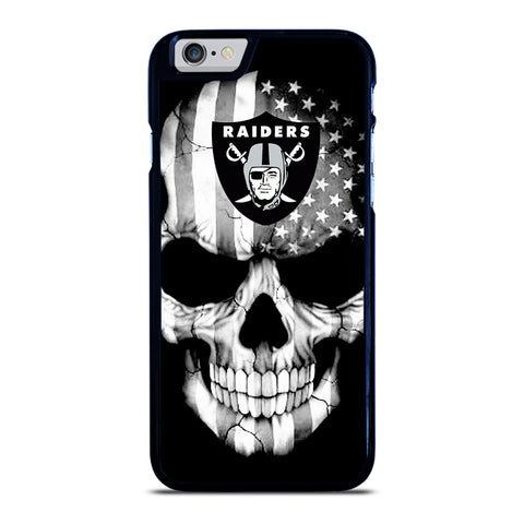 OAKLAND RAIDERS SKULL iPhone 6 / 6S Case Cover