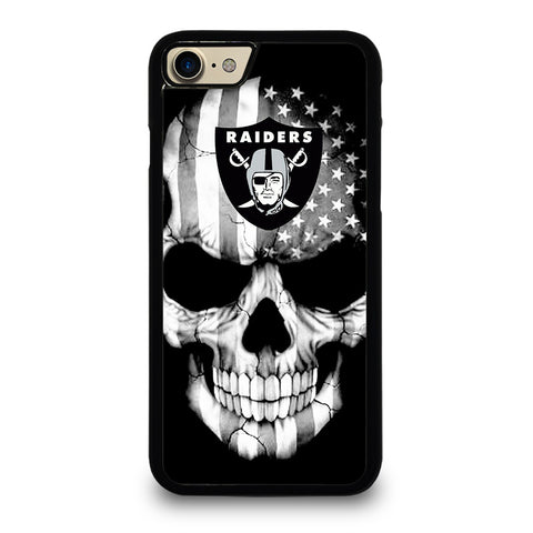 OAKLAND RAIDERS SKULL iPhone 7 / 8 Case Cover