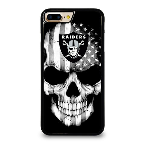 OAKLAND RAIDERS SKULL iPhone 7 / 8 Plus Case Cover