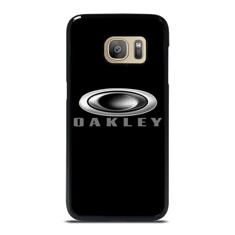 OAKLEY BLACK LOGO Samsung Galaxy S7 Case Cover