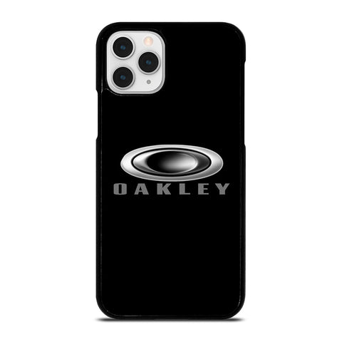 OAKLEY BLACK LOGO iPhone 11 Pro Case Cover