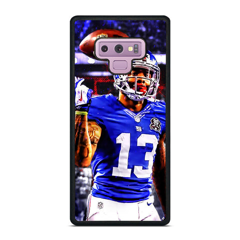 ODELL BECKHAM JR NY GIANTS Samsung Galaxy Note 9 Case Cover