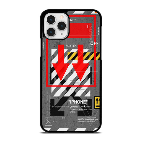 OFF WHITE ARROW DOWN iPhone 11 Pro Case Cover