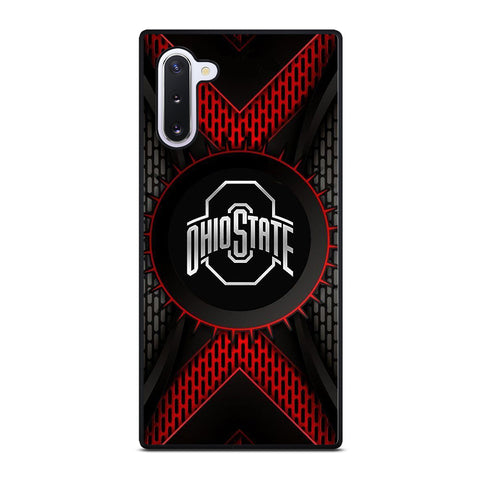 OHIO STATE FOOTBALL icon Samsung Galaxy Note 10 Case Cover