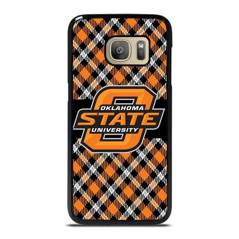 OKLAHOMA STATE UNIVERSITY LOGO Samsung Galaxy S7 Case Cover