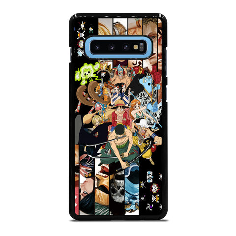 ONE PIECE ANIME Samsung Galaxy S10 Plus Case Cover