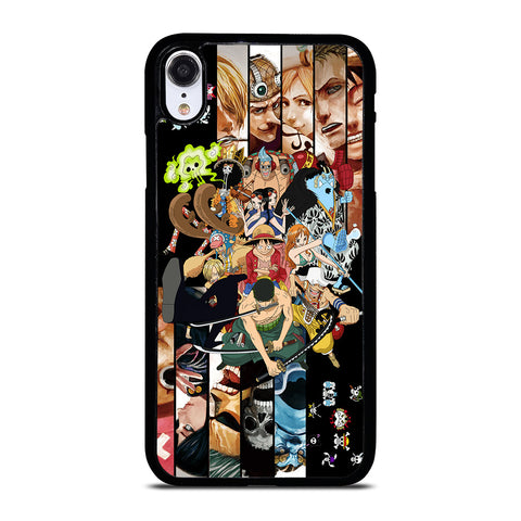 ONE PIECE ANIME iPhone XR Case Cover