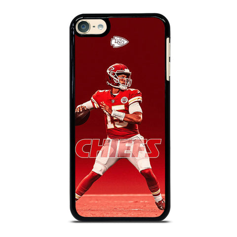 PATRICK MAHOMES KANSAS CITY CHIEFS 15 iPod Touch 6 Case