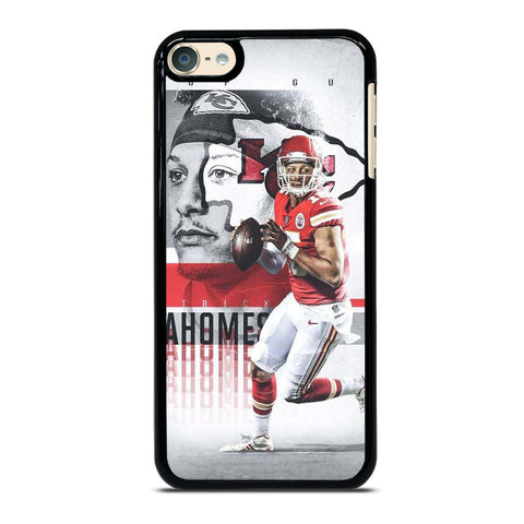 PATRICK MAHOMES KANSAS CITY CHIEFS NFL iPod Touch 6 Case