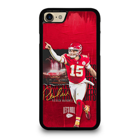 PATRICK MAHOMES KANSAS CITY CHIEFS iPhone 7 / 8 Case Cover