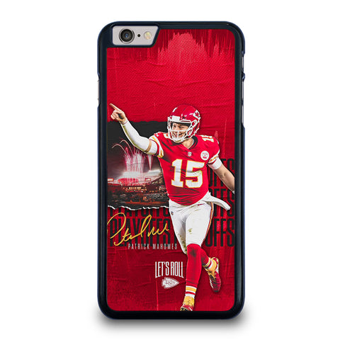 PATRICK MAHOMES KANSAS CITY CHIEFS iPhone 6 / 6S Plus Case Cover