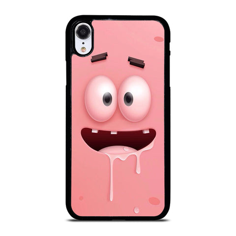 PATRICK STAR FACE iPhone XR Case Cover
