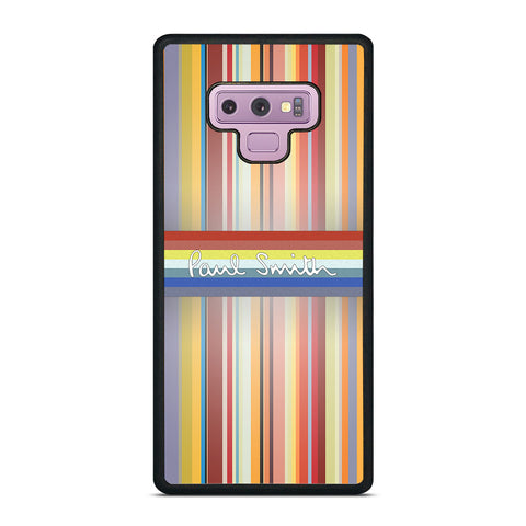 PAUL SMITH PATTERN Samsung Galaxy Note 9 Case Cover