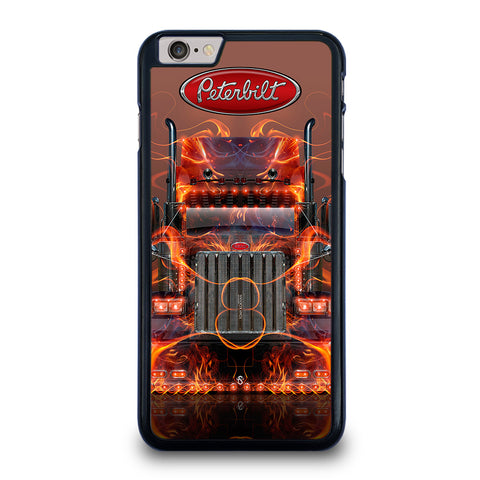 PETERBILT TRUCK FIRE LOGO iPhone 6 / 6S Plus Case Cover