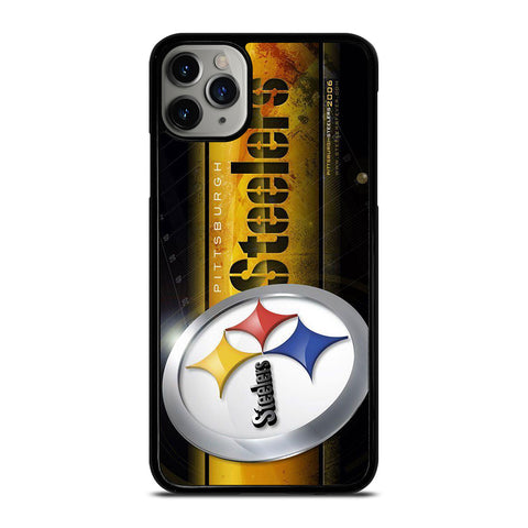 PITTSBURGH STEELERS ICON iPhone 11 Pro Max Case Cover