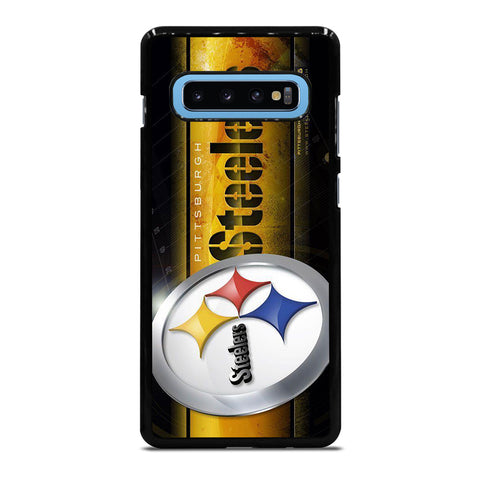 PITTSBURGH STEELERS ICON Samsung Galaxy S10 Plus Case Cover
