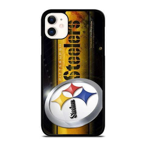 PITTSBURGH STEELERS ICON iPhone 11 Case Cover