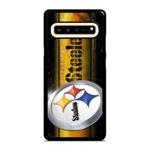 PITTSBURGH STEELERS ICON Samsung Galaxy S10 5G Case Cover