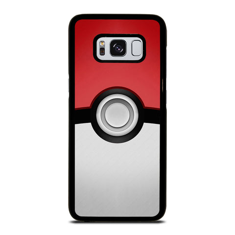 POKEBALL POKEMON EMBLEM Samsung Galaxy S8 Case Cover