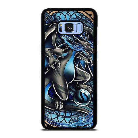 POKEMON MEGA CHARIZARD ART Samsung Galaxy S8 Plus Case Cover