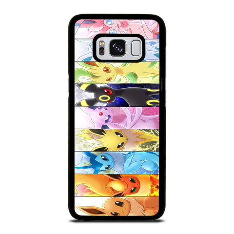 POKEMON ALL CHARACTER Samsung Galaxy S8 Case Cover