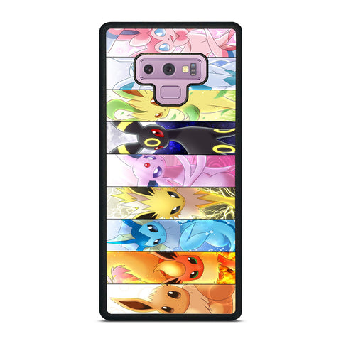 POKEMON ALL CHARACTER Samsung Galaxy Note 9 Case Cover
