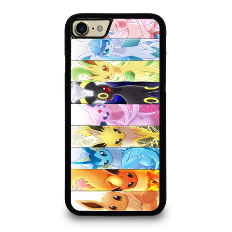 POKEMON ALL CHARACTER iPhone 7 / 8 Case Cover