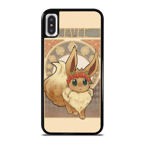 POKEMON EEVEE CUTE iPhone X / XS Case Cover