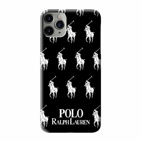 POLO RALPH LAUREN COLLAGE LOGO iPhone 3D Case Cover