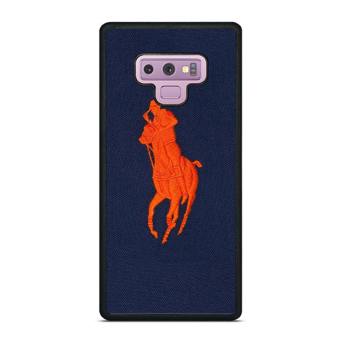 POLO RALPH LAUREN SYMBOL Samsung Galaxy Note 9 Case Cover