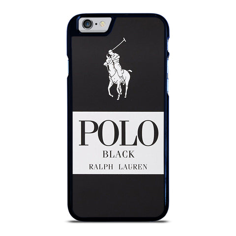 POLO RALPH LAUREN BLACK iPhone 6 / 6S Case