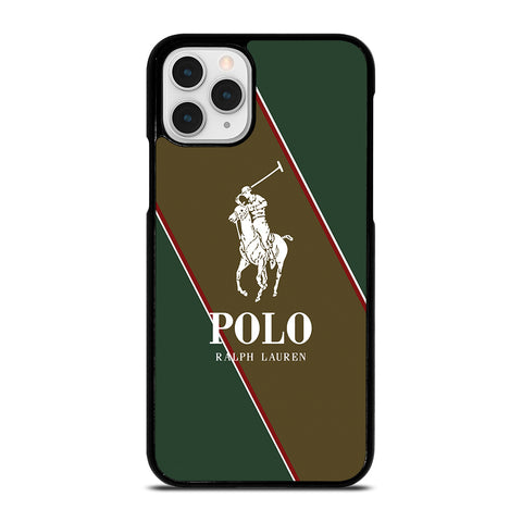 POLO RALPH LAUREN LOGO iPhone 11 Pro Case Cover