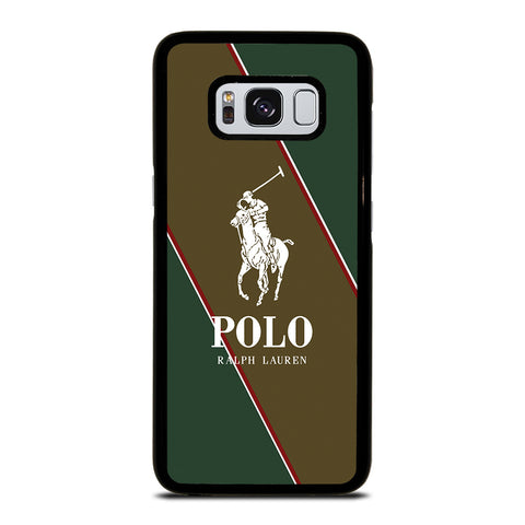 POLO RALPH LAUREN LOGO Samsung Galaxy S8 Case Cover