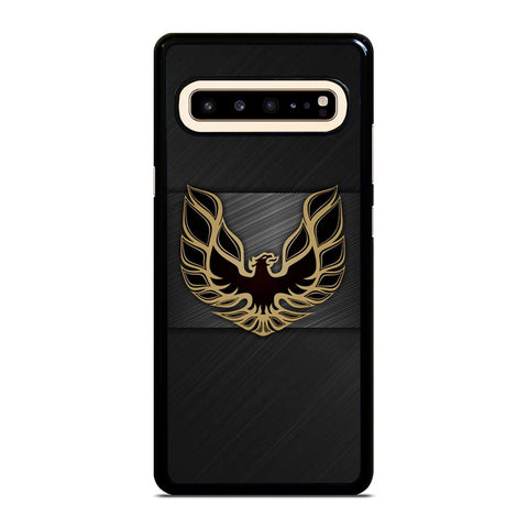 PONTIAC TRANS AM FIREBIRD LOGO Samsung Galaxy S10 5G Case Cover