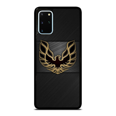 PONTIAC TRANS AM FIREBIRD LOGO Samsung Galaxy S20 Plus Case Cover