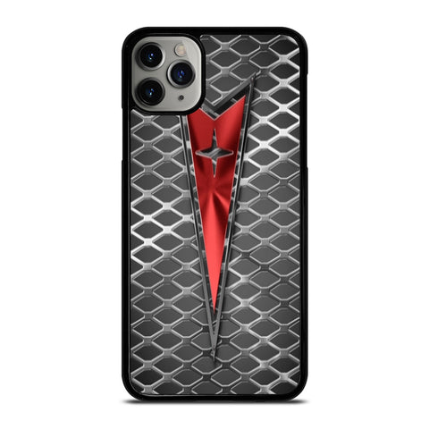 PONTIAC CAR ICON iPhone 11 Pro Max Case Cover