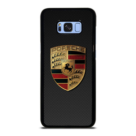 PORSCHE LOGO CARBON Samsung Galaxy S8 Plus Case Cover