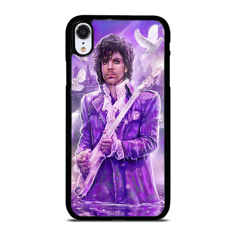 PRINCE PURPLE RAIN iPhone XR Case Cover
