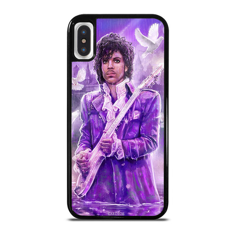 PRINCE PURPLE RAIN iPhone X / XS Case Cover