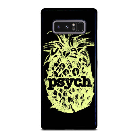 PSYCH PINEAPPLE VINTAGE Samsung Galaxy Note 8 Case Cover